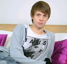 Cute Twink Boy James Radford